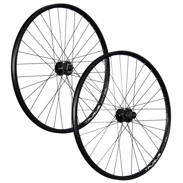 29 inch bicycle wheelset Ryde Taurus Disc Shimano M475 black