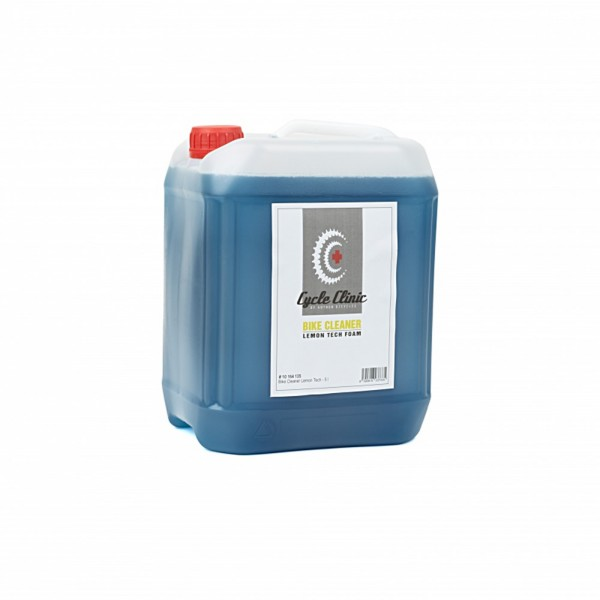 Author Bicycle Cleaner Lemon TechFoam 5 liter canister workshop detergent