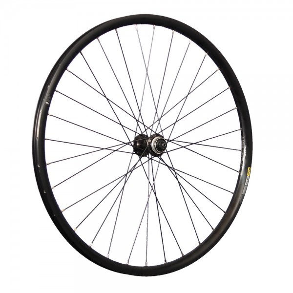 29 inch front wheel Mavic XC 421 Shimano M4050 15x100 mm thru axle Disc