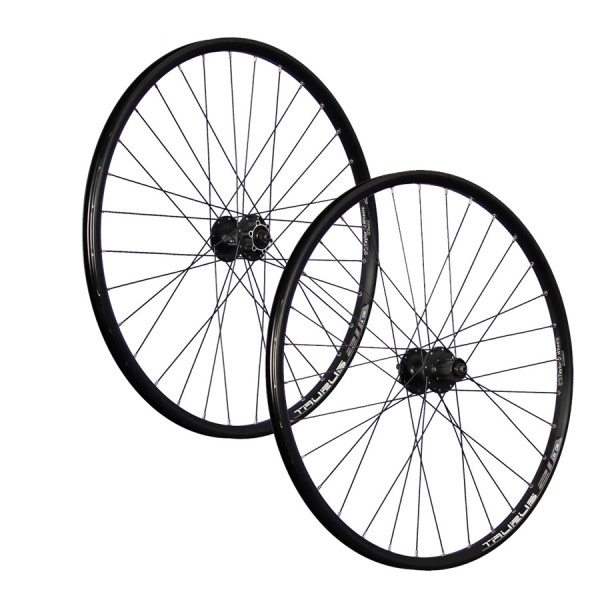 27,5 inch bicycle wheelset Ryde Taurus Disc Shimano M475 black