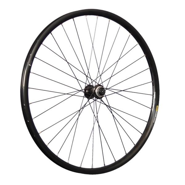 27.5 inch front wheel Mavic XM 424 double wall rim Shimano M4050 CL Disc