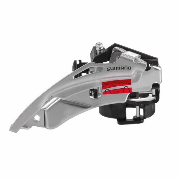 Umwerfer Shimano Altus FD-M191 3x7 3x8 66-69 Klemme 34,9mm Topswing Dual Pull
